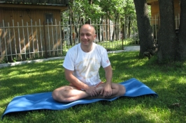 Йога лагер в Китен 2012г.