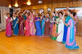 Семинар Женската красота в индийската култура