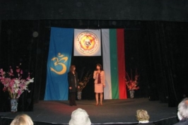Първи йога фестивал в Бургас 2009г.