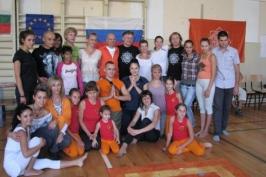 13то Европейско първенство по йога