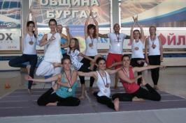 21во Републиканско първенство по йога