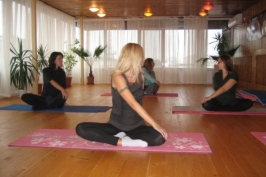 Йога за бременни